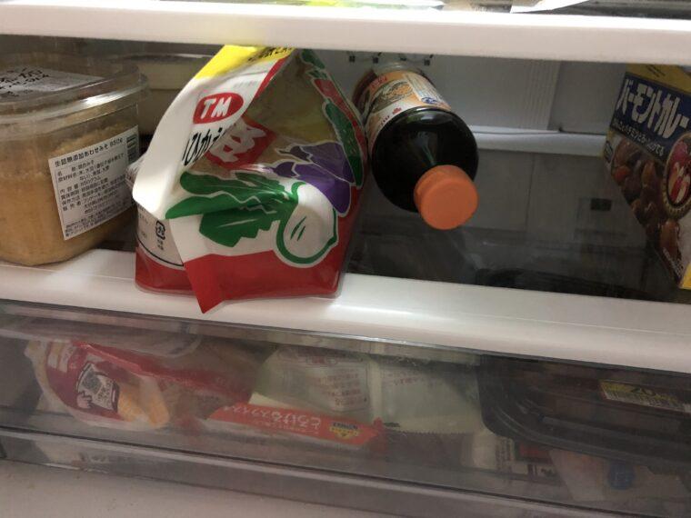 いざ冷蔵庫